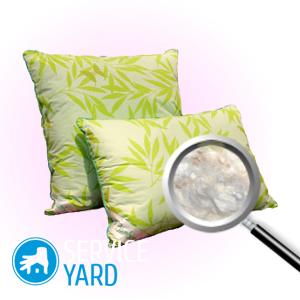 Можно ли стирать бамбуковые подушки в стиральной машине?