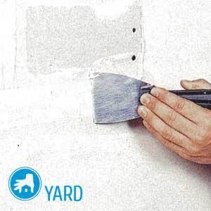 Как снять старую штукатурку со стен?