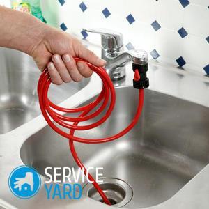 Как прочистить водопроводную трубу в домашних условиях?