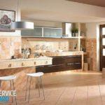 Какую плитку выбрать на пол на кухню?