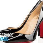 Как убрать царапины с лакированной обуви?