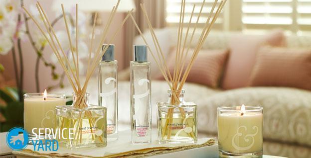 Как сделать дома приятный запах фото 757