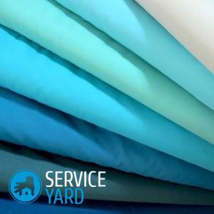 Как покрасить ткань в домашних условиях?