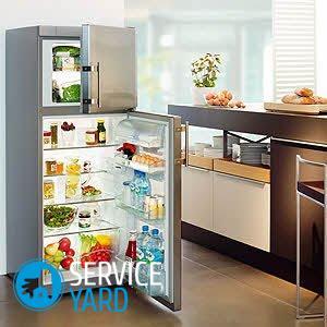 Почему течет холодильник?