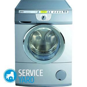Инструкция по эксплуатации стиральной машины BOSCH