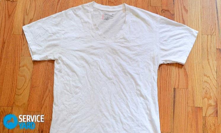 Как вывести пятна от пота под мышками на белой одежде, ServiceYard-уют вашего дома в Ваших руках