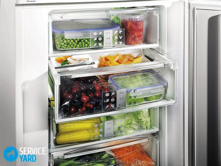 Морозильный шкаф для дома, ServiceYard-уют вашего дома в Ваших руках