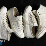 Краска для кроссовок белая