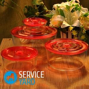 Можно ли в духовку ставить стеклянную посуду?