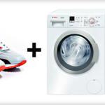 Можно ли стирать кроссовки в стиральной машине-автомат?