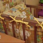 Нужно ли стирать бортики в кроватку после покупки?