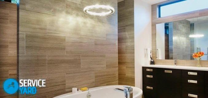 Какая плитка лучше для ванной комнаты - какого производителя?