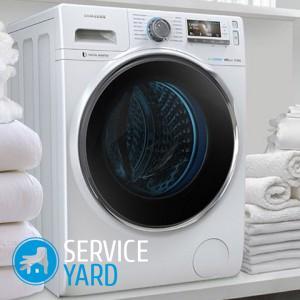 Как почистить стиральную машину автомат от грязи внутри машины?