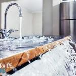 Как прочистить засор в раковине на кухне в домашних условиях?