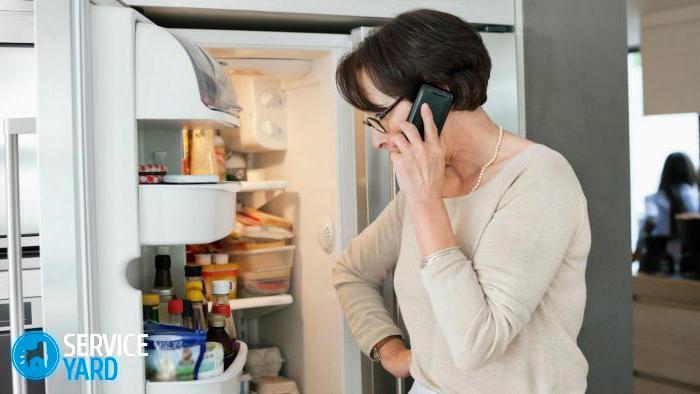 Почему не выключается холодильник, ServiceYard-уют вашего дома в Ваших руках