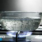 Почему нельзя кипятить второй раз воду?