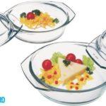 Посуда для микроволновки — стекло