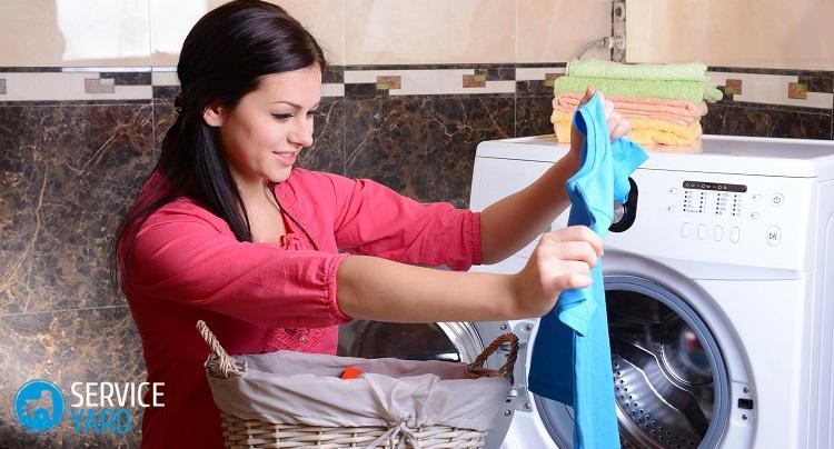 Что делать, если цветная вещь покрасилась; в стиральной машине, как спасти