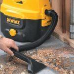 Строительные пылесосы без мешка для сбора пыли