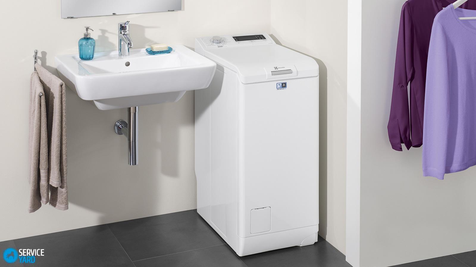 Рейтинг стиральных машин с вертикальной загрузкой, ServiceYard-уют вашего дома в Ваших руках