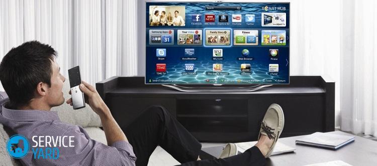 Телевизор Самсунг не включается