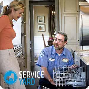 Посудомоечная машина не сливает воду и стоит вода в посудомойке, ServiceYard-уют вашего дома в Ваших руках
