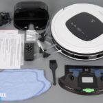 Робот-пылесос с влажной уборкой