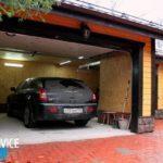 Сырость в гараже