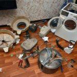 Замена подшипника в стиральной машине