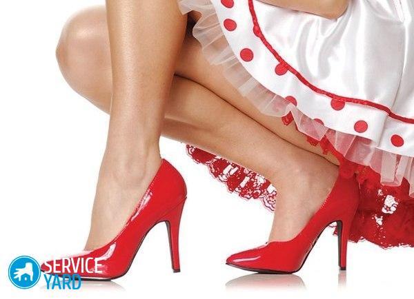 Скрип обуви - как убрать