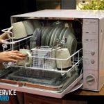 Посудомоечная машина для дачи