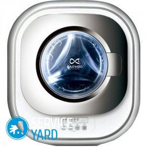 Мощность стиральной машины, кВт