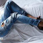 Что делать, если джинсы малы по длине?