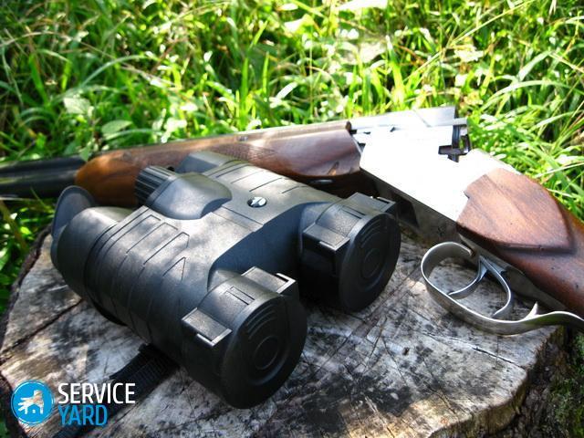 Бинокль для охоты - как выбрать, ServiceYard-уют вашего дома в Ваших руках