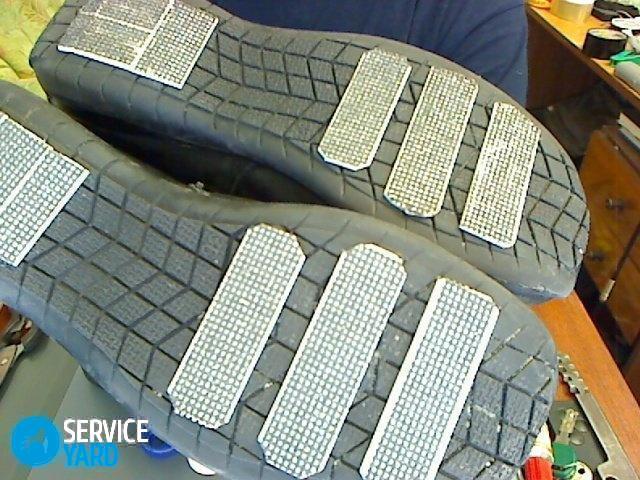 Что сделать, чтобы обувь не скользила? По Совету 22