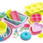 Чем отмыть силиконовую форму для выпечки?