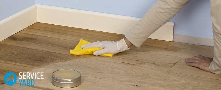 Чем отмыть краску для обуви с линолеума? Уборка в квартире