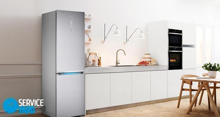 Холодильник Самсунг Ноу Фрост - в морозильной камере образуется лед