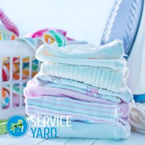 Нужно ли гладить вещи новорожденного?