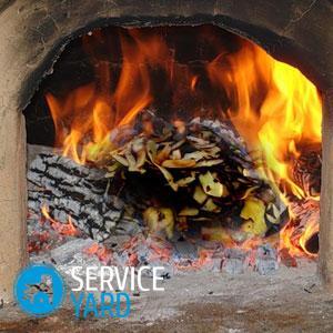 Чистка дымоходов печей и каминов от сажи