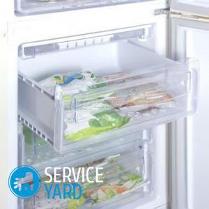 Холодильник Самсунг Ноу Фрост — в морозильной камере образуется лед
