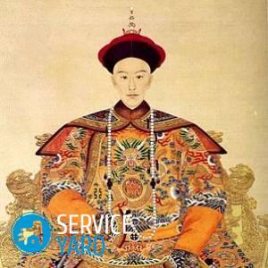 Чем китайцы гладили одежду в старину?