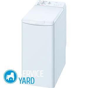 Лучшие стиральные машины с вертикальной загрузкой — рейтинг