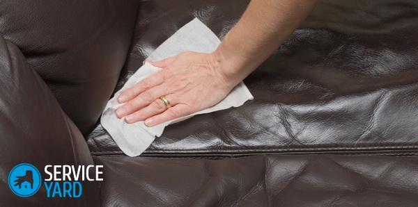 Чем чистить диван из экокожи? Уборка в квартире