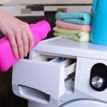 Каким средством стирать пуховик?