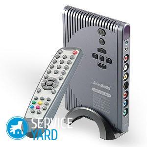 Цифровой тюнер для телевизора — что это такое?
