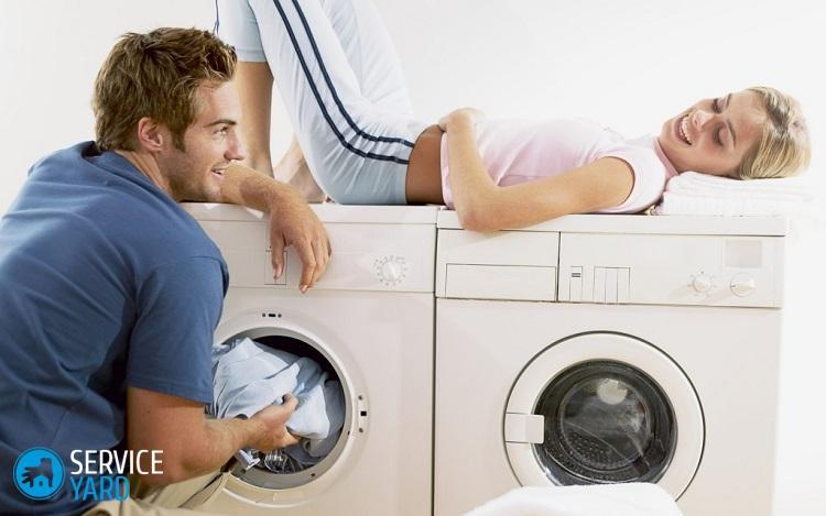 Чистка стиральной машины Доместосом
