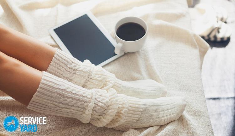 Как отбелить носки; быстро и правильно, в чем замочить грязные, можно ли кипятить, как отбеливать пятна