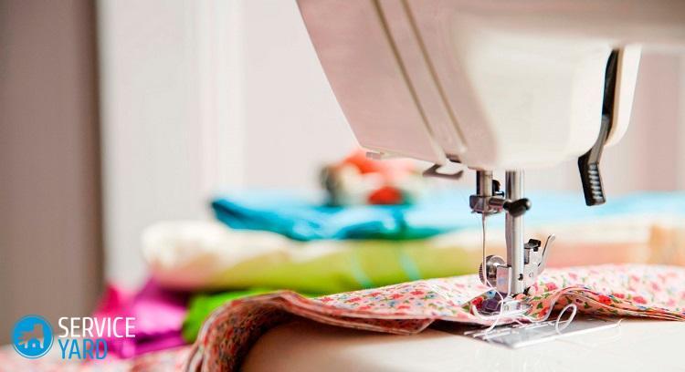 Как отремонтировать швейную машинку самостоятельно?