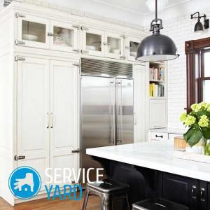 Белый кухонный гарнитур какие сделать стены?